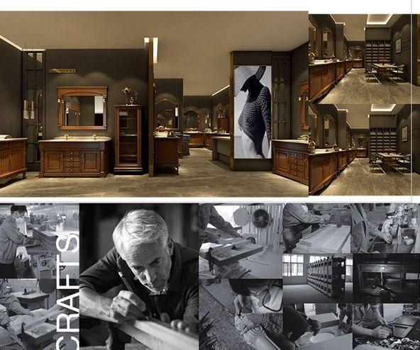 2019阿洛尼浴室柜新品11大系列+岩板系列50多款全国首发尚志